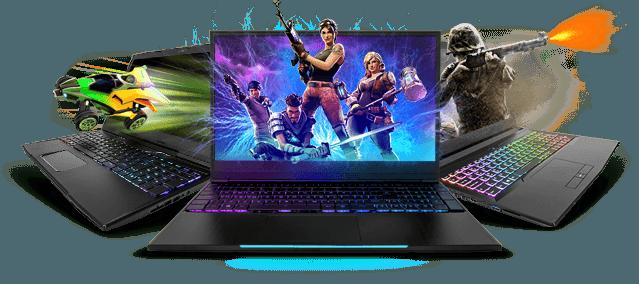 PCSPECIALIST - Gaming laptops, Game Laptops Kopen